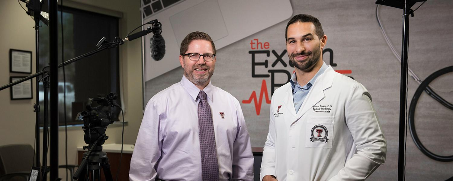 Osteopathic Medicine in the Spotlight on 'The Exam Room'