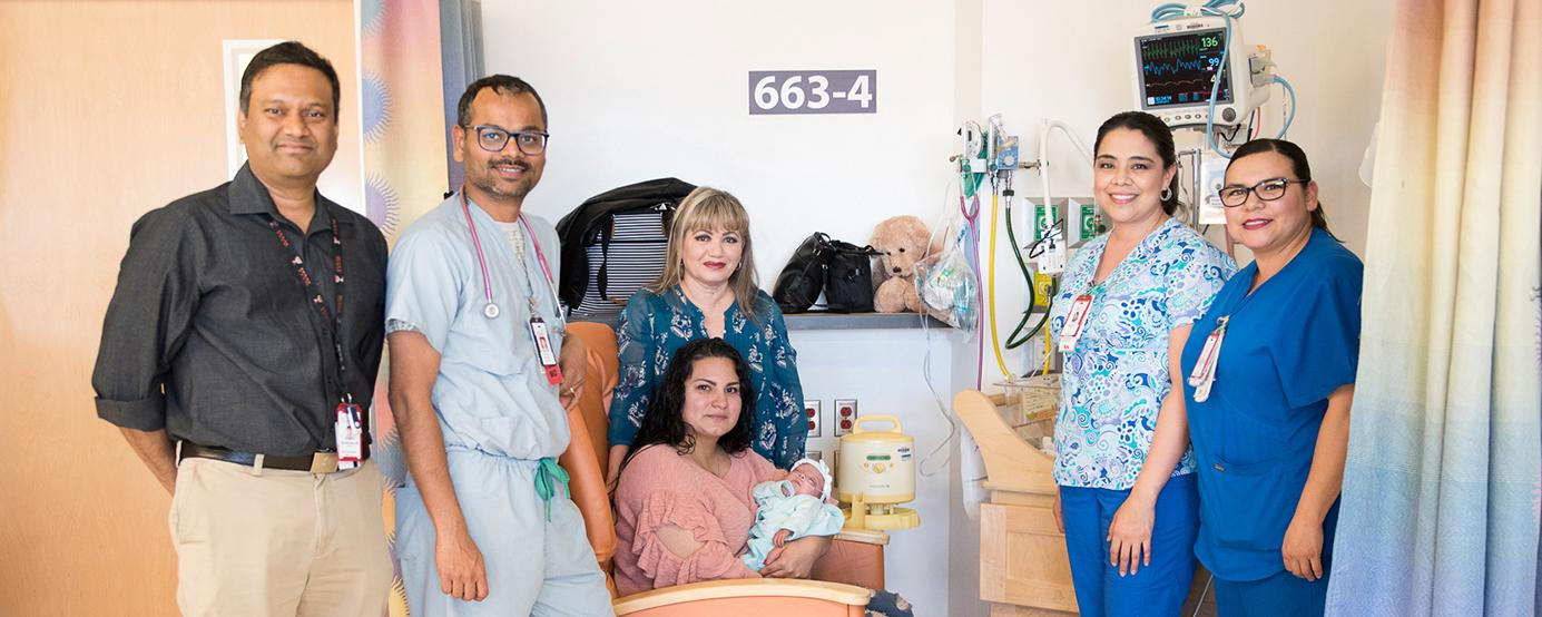 The Journey Home: An El Paso Micro-Preemie Defies Odds