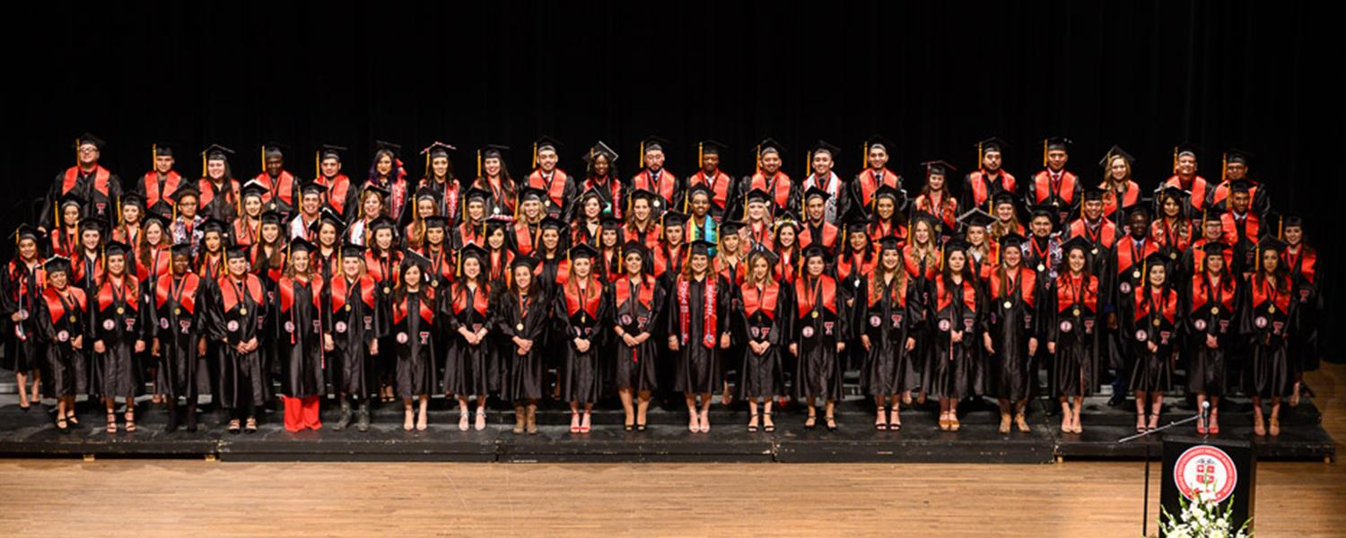 Students, Family Celebrate Hunt School of Nursing 2019 Commencement