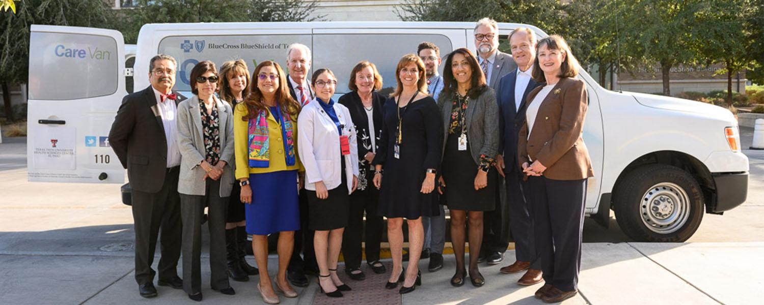TTUHSC El Paso's New Mobile Health Unit is Ready to Hit the Road