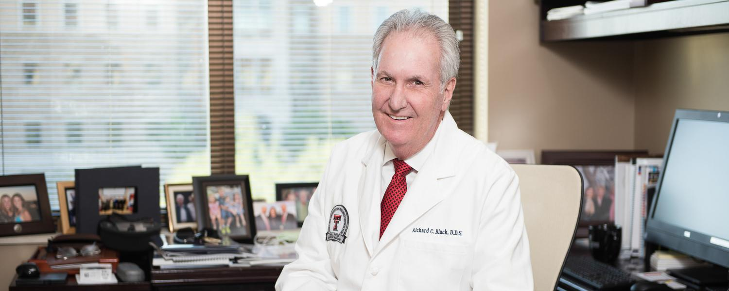 How Is That Dental School Coming Along? Q&A With Dean Black