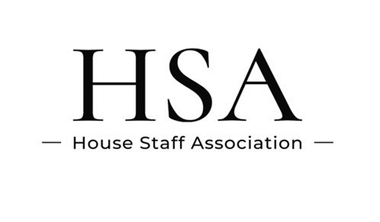 House Staff Association Logo