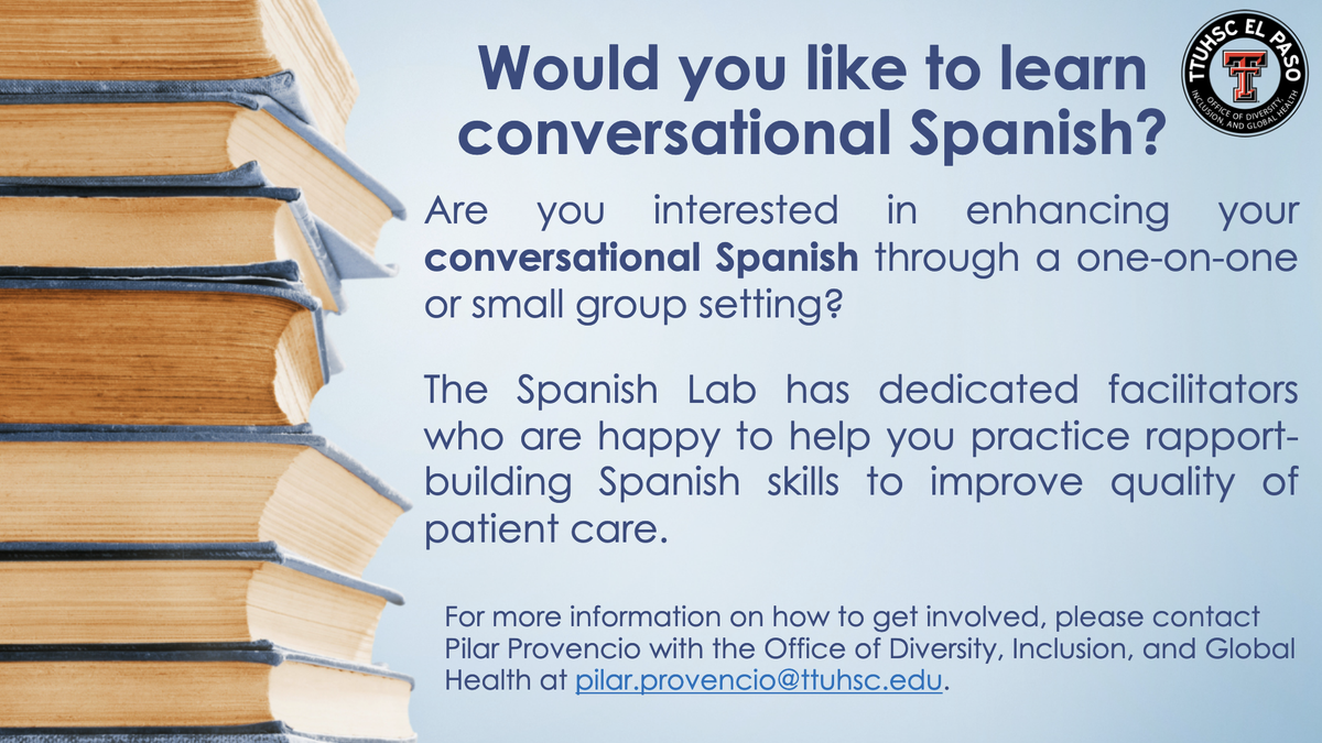 Learn Conversational Spanish